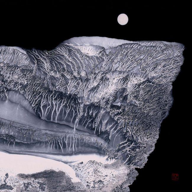 Maan-boven-berg